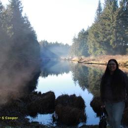 Our videographer/video editor. Priscilla Cooper (nee Dennis)